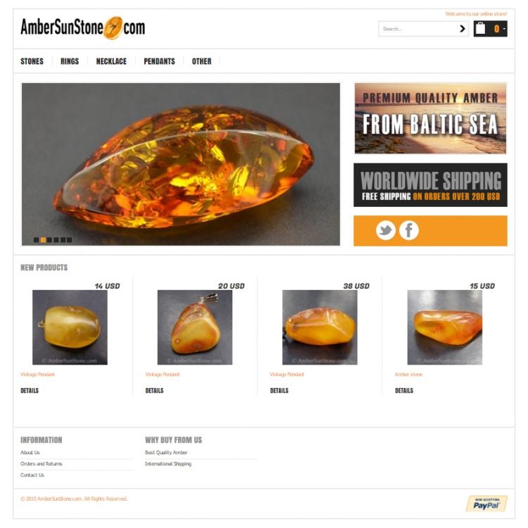 AmberSunStone.com