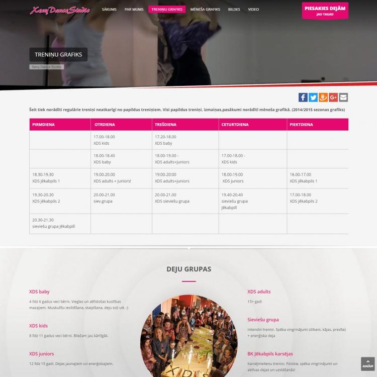 Xeny Dance Studio