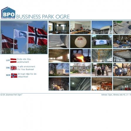 BUSINESS PARK OGRE