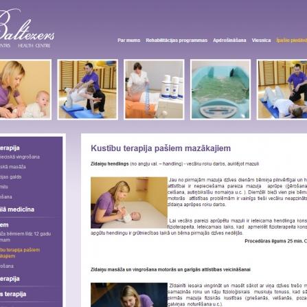 Health centre Baltezers